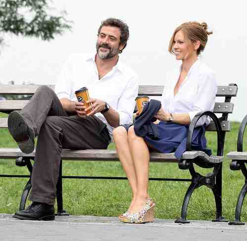 Jeffrey Dean Morgan and Hilary Swank in The Resident (2011, Antti Jokinen)