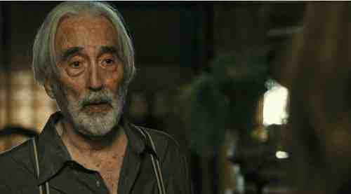 Christopher Lee in The Resident (2011, Antti Jokinen)