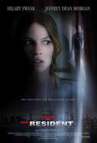 The Resident (2011 Hammer Films, directed by Antti Jokinen)
