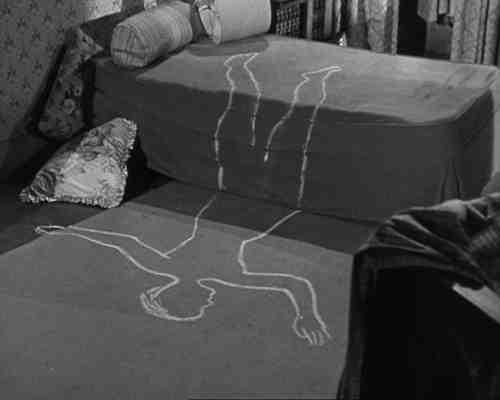 While The City Sleeps (1956) - Lipstick Killer Victim