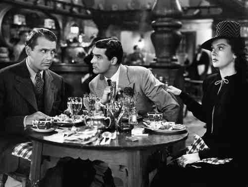 His Girl Friday (1940) - Cary Grant vs. Rosalind Russell vs. Ralph Bellamy
