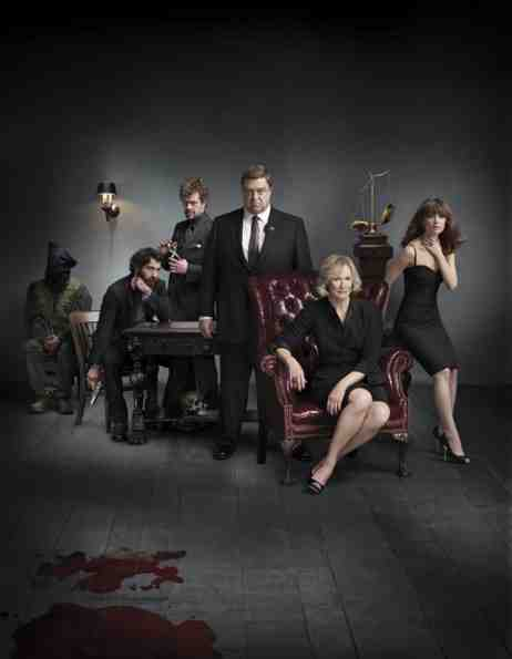 Promo Pic for Damages Season 4