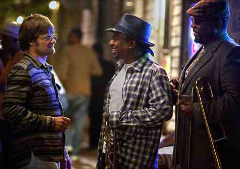 Steve Zahn as Davis McAlary in Treme