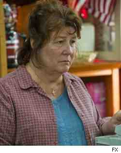 Margo Martindale as Mags Bennett in Justified