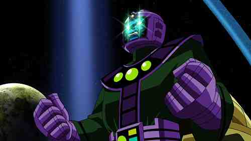 The Avengers: Earth's Mightiest Heroes - Kang The Conqueror