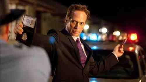 William Fichtner is Hell's Accountant in Drive Angry.