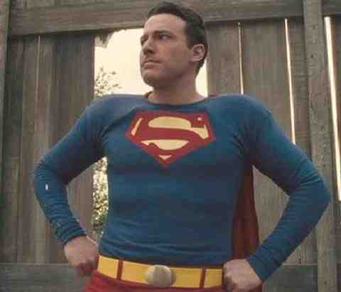 Hollywoodland Ben Affleck as George Reeves