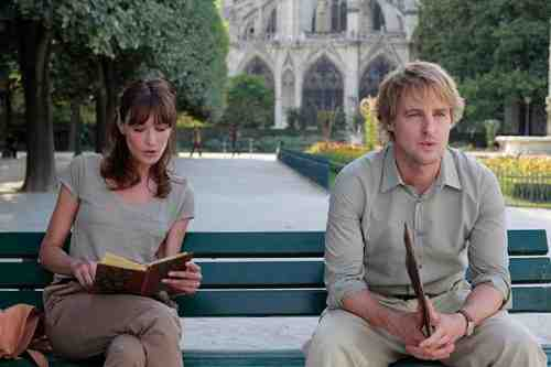 Owen Wilson stars in Midnight in Paris