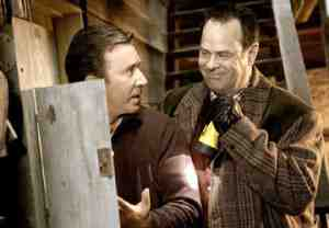 Dan Aykroyd and Tim Allen in Christmas with the Kranks