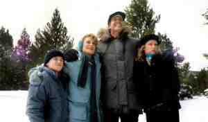 The Griswold Family in National Lampoon's Christmas Vacation