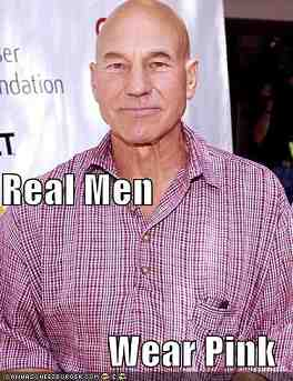 Picard in Pink