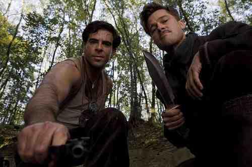 Inglourious Basterds (2009) Brad Pitt's Epilogue