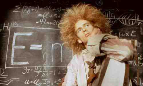 Young Einstein (1988) The Formula