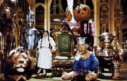 Return To Oz (1985) - Dorothy And Friends