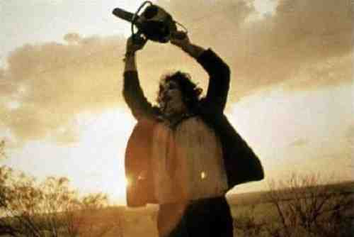 The Texas Chainsaw Massacre (1974) - Gunnar Hansen as Leatherface