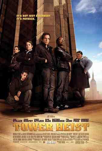 Brett Ratner's Tower Heist (2011, Universal)