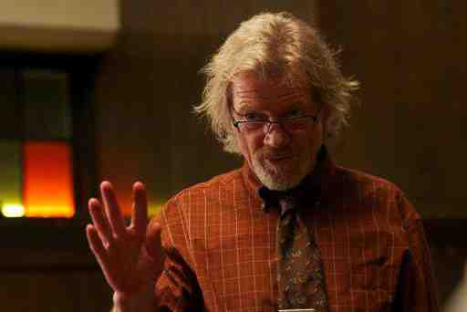 Michael Parks as preacher Abin Cooper in Kevin Smith's Red State