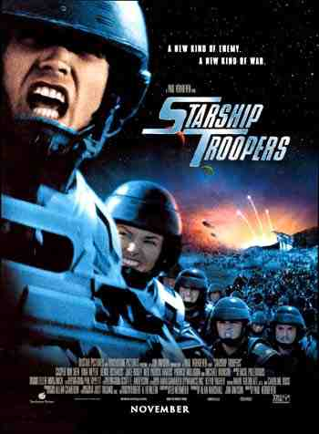 The Poster for Starship Troopers