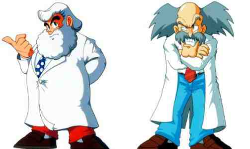 Light VS Wily