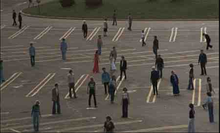 Dawn Of The Dead - Mall Parking Lot
