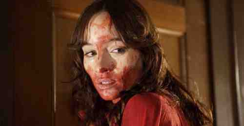 Jocelin Donahue in The House Of The Devil