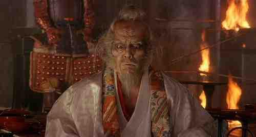 Tatsuya Nakadai stars in Ran