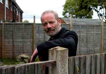 Peter Mullan in Red Riding 1983