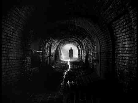 The Third Man - Vienna Sewers