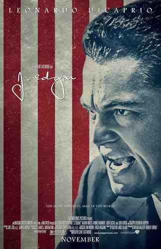The Poster for Clint Eastwood's J. Edgar