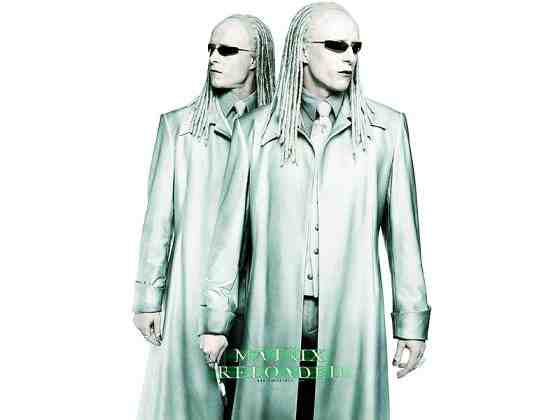 The Albinos From Matrix Reloaded