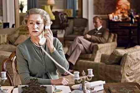 Helen Mirren stars in The Queen