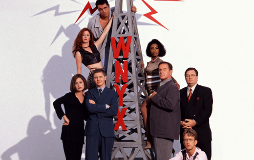 The Cast of NewsRadio