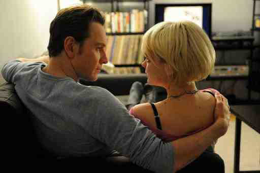 Michael Fassbender as Brandon Sullivan and Carey Mulligan as Sissy in Shame