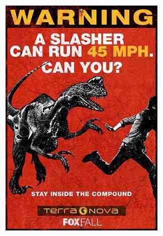 A Poster For Terra Nova