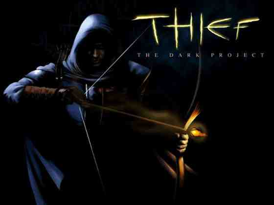 Thief The Dark Project Boxart