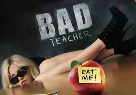 Cameron Diaz stars in Jake Kasdan's Bad Teacher