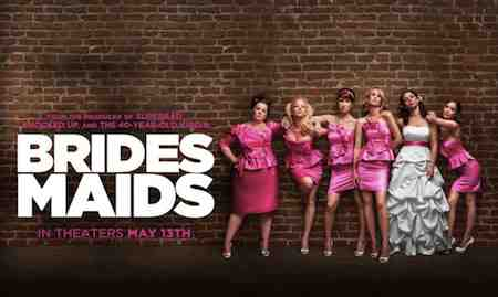 Paul Feig's Bridesmaid's starring Kristen Wiig