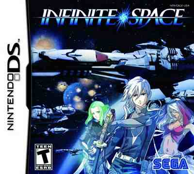 Infinite Space Game