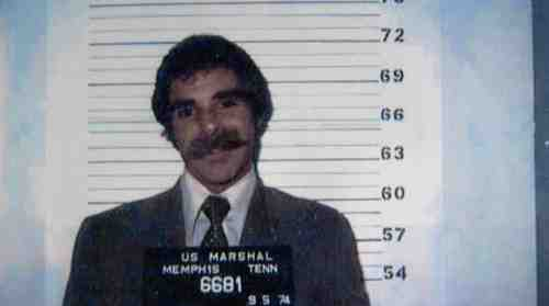 Inside Deep Throat Harry Reems mugshot