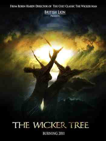 Robin Hardy's new film The Wicker Tree