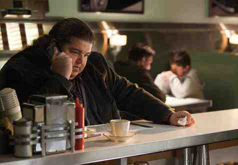 Jorge Garcia as Doc Diego Soto in Alcatraz