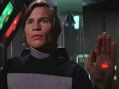 Logan's Run, Life Clock, Logan 5, Carroussel