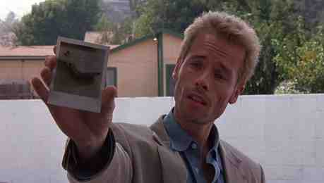 Memento Guy Pearce Photo Leonard Shelby