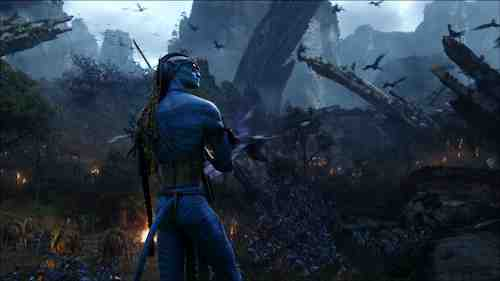 James Cameron destroys worlds in Avatar