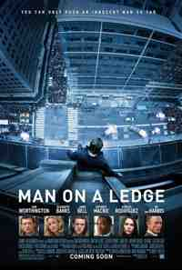 Movie Review: Man on a Ledge 1