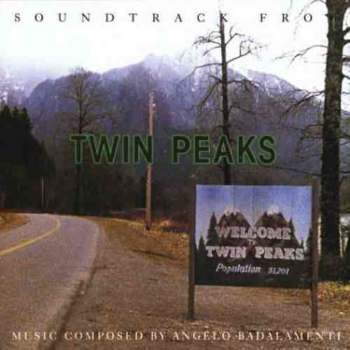Twin Peaks (1990-1991) - Sountrack by Angelo Badalamenti