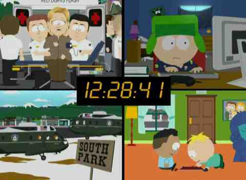 24 Parody- South Park The Snuke
