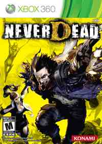 Video Game Review: NeverDead 1