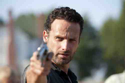 Walking Dead S02E08 Rick