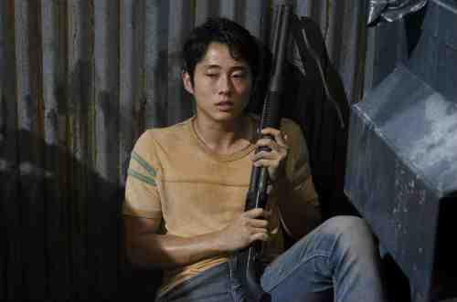 Glenn panics 2 Walking Dead S02E09